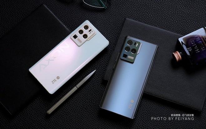 ZTE ra mắt Axon 30 Ultra: Bỏ camera ẩn dưới màn hình, 3 camera chính 64MP, Snapdragon 888, giá từ 16.6 triệu đồng - Ảnh 5.