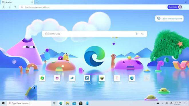 Microsoft Edge thêm chế độ dành cho trẻ em, một ý tưởng hay mà các trình duyệt web khác nên học hỏi - Ảnh 2.