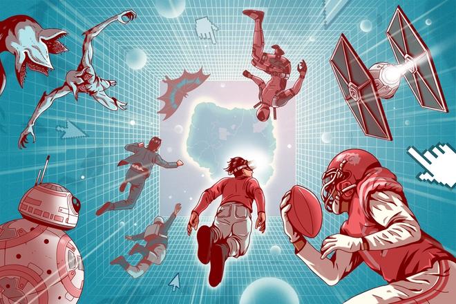 """Sony và nhiều ông lớn công nghệ khác đầu tư 1 tỷ USD vào Epic Games để làm một """"siêu vũ trụ"""" - bước tiến hóa tiếp theo của internet - Ảnh 2."""