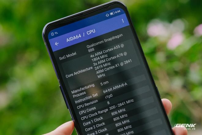 Trên tay máy chơi game Lenovo Legion Phone Duel 2 tại VN: Thiết kế độc lạ, camera selfie thò thụt, có 2 quạt tản nhiệt, 2 cổng sạc, giá chỉ từ 13.8 triệu đồng - Ảnh 26.