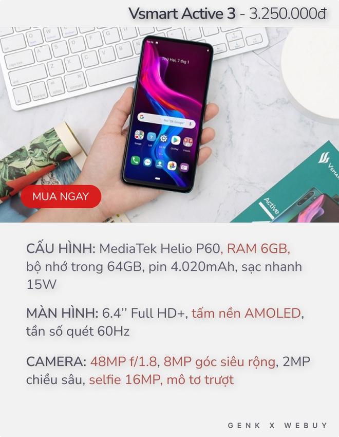 Từ 3 triệu đã mua được smartphone không tai thỏ, không nốt ruồi nhìn đỡ ''ngứa mắt'' - Ảnh 2.
