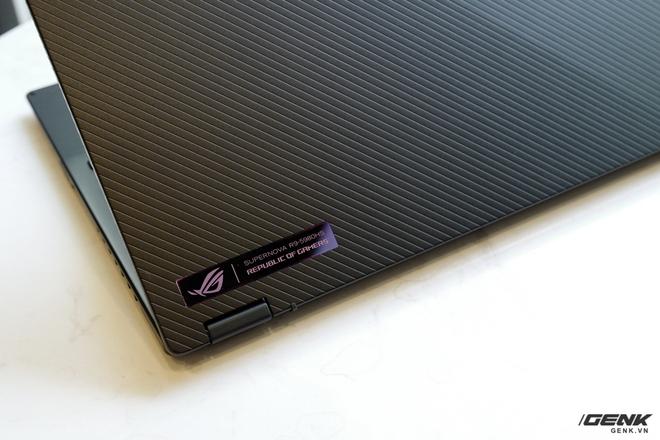 3 ngày dùng thử ASUS ROG Flow X13: Laptop chơi game giờ nhỏ gọn quá, không quen! - Ảnh 2.