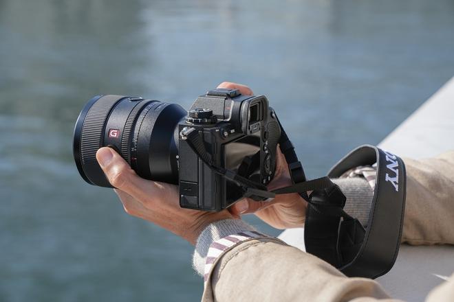 Sony ra mắt ống kính FE 50mm F1.2 G Master và 3 ống kính dòng G nhỏ gọn nhẹ mới, giá 49.99/14.99 triệu đồng - Ảnh 1.
