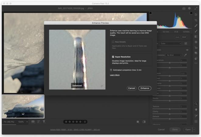 Tính năng nâng cấp hình ảnh Độ phân giải cao của Adobe có dùng được với smartphone hay không? - Ảnh 2.