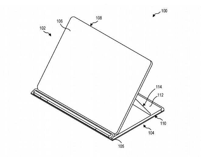 """Microsoft nộp bằng sáng chế """"chế độ máy bay"""" nhằm bảo vệ thiết kế Surface Pro trước vấn nạn sao chép không xin phép - Ảnh 2."""