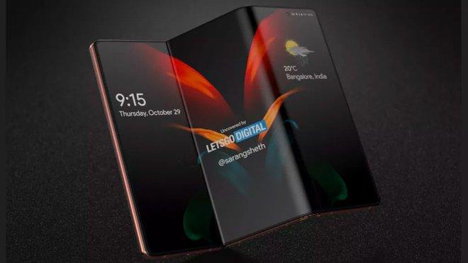 Máy tính bảng màn hình gập Galaxy Z Fold Tab của Samsung sẽ được ra mắt vào đầu năm 2022 - Ảnh 1.