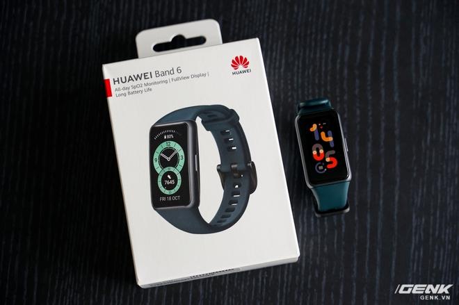 Trên tay Huawei Band 6: Smartband giá 1,5 triệu nhưng được cái màn hình lớn, nhiều tính năng xịn - Ảnh 3.