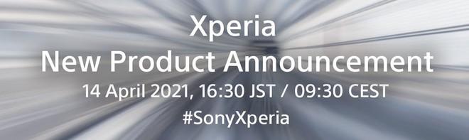 Sony công bố sự kiện ra mắt smartphone Xperia tiếp theo sẽ diễn ra vào ngày 14 tháng 4 - Ảnh 2.