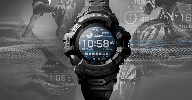 Casio ra mắt smartwatch Wear OS đầu tiên thuộc dòng sản phẩm G-Shock, giá 699 USD - Ảnh 1.