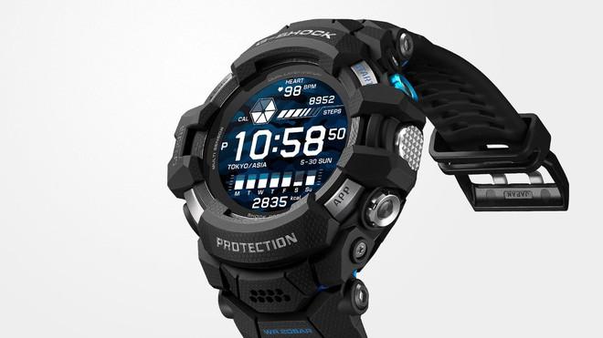 Casio ra mắt smartwatch Wear OS đầu tiên thuộc dòng sản phẩm G-Shock, giá 699 USD - Ảnh 2.