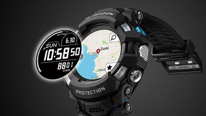 Casio ra mắt smartwatch Wear OS đầu tiên thuộc dòng sản phẩm G-Shock, giá 699 USD - Ảnh 4.
