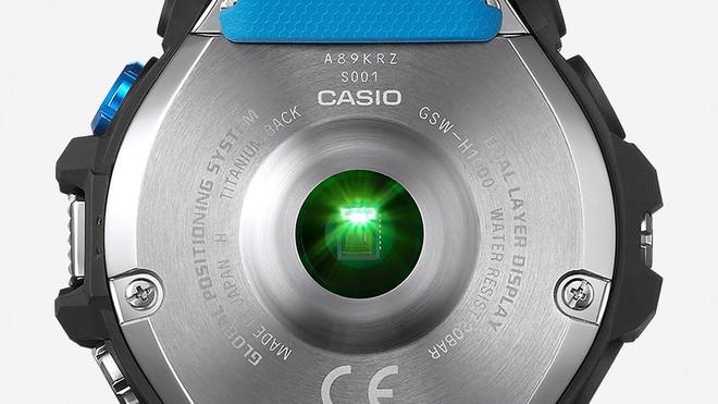 Casio ra mắt smartwatch Wear OS đầu tiên thuộc dòng sản phẩm G-Shock, giá 699 USD - Ảnh 5.