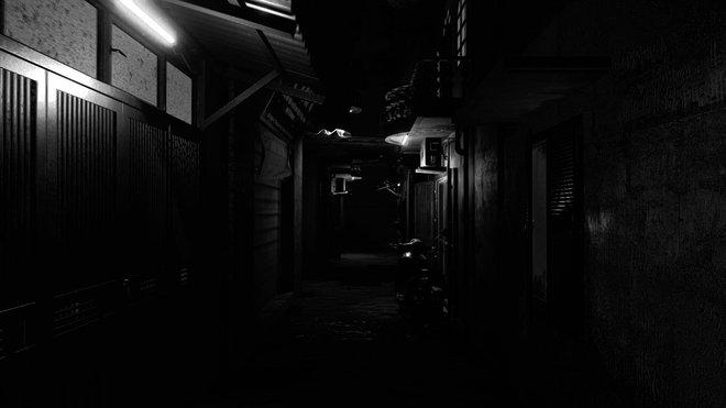Dự án game kinh dị Thần Trùng tái hiện chân thực một con ngõ nhỏ trên phố Trần Duy Hưng - Ảnh 1.