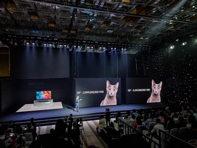 TV MicroLED của Samsung có gì đặc biệt với giá bán 3,5 tỷ đồng? - Ảnh 1.