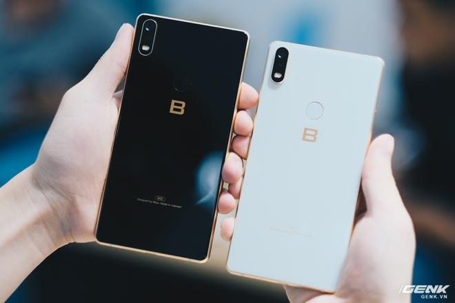 Cận cảnh Bphone B60: Smartphone bị BKAV khai tử tại Việt Nam để xuất sang châu Âu phục vụ các yếu nhân - Ảnh 6.