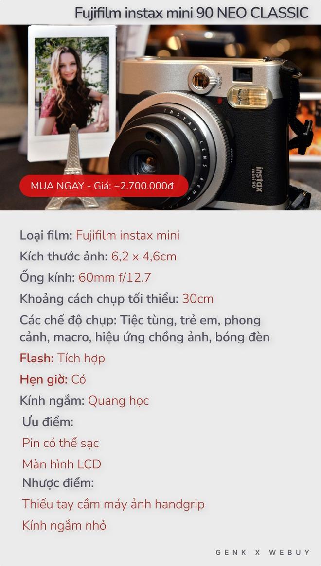 Điểm danh 5 chiếc máy ảnh lấy ngay giá chưa đến 3 triệu, nhất định phải sắm cho mùa du lịch sắp tới - Ảnh 4.