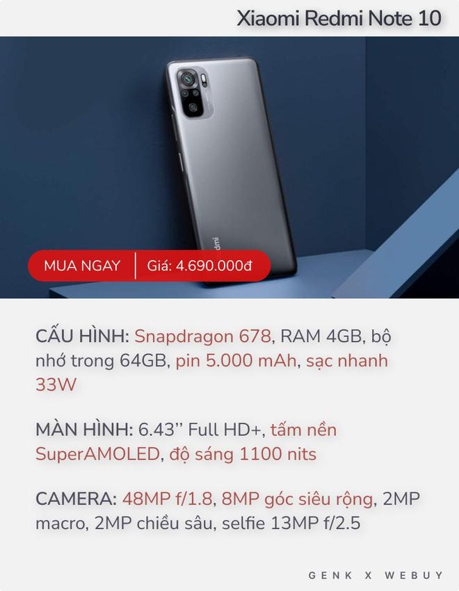 Giá dưới 5 triệu, đây là những smartphone đang được người Việt quan tâm nhất - Ảnh 6.