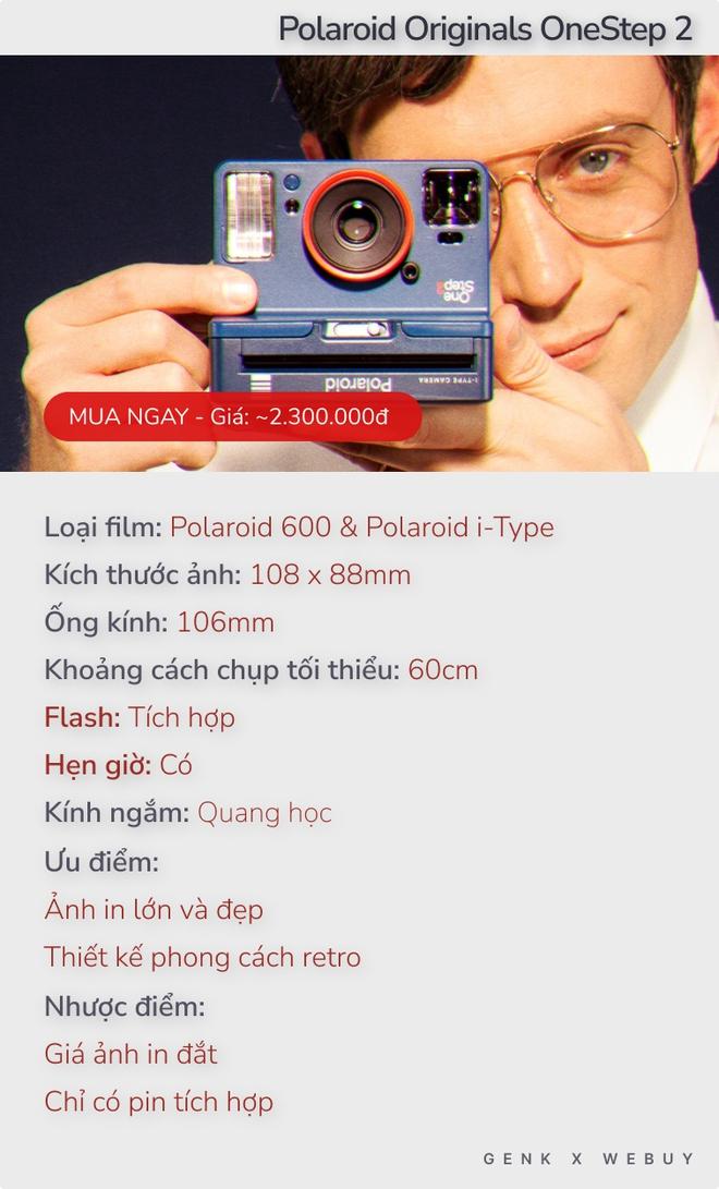Điểm danh 5 chiếc máy ảnh lấy ngay giá chưa đến 3 triệu, nhất định phải sắm cho mùa du lịch sắp tới - Ảnh 3.
