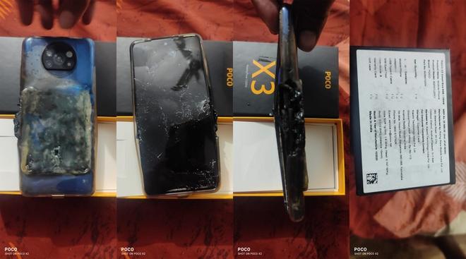 POCO X3 phát nổ khi đang sạc, Xiaomi chối bỏ trách nhiệm - Ảnh 1.
