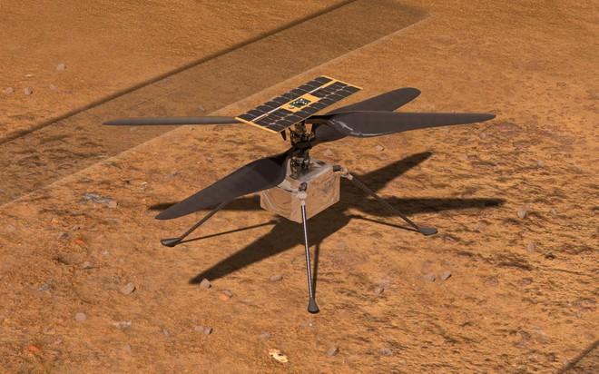 Nhờ có bản cập nhật phần mềm gửi đi từ Trái Đất, NASA mới có thể làm nên lịch sử với chiếc trực thăng Ingenuity - Ảnh 1.
