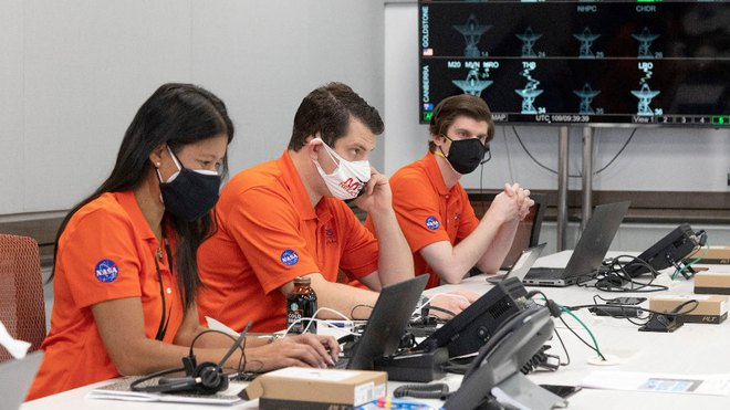 Nhờ có bản cập nhật phần mềm gửi đi từ Trái Đất, NASA mới có thể làm nên lịch sử với chiếc trực thăng Ingenuity - Ảnh 2.