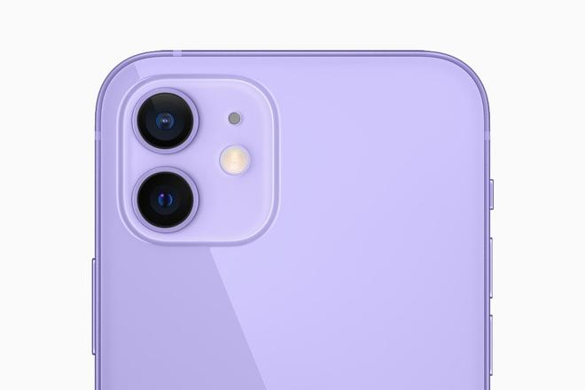 Apple ra mắt iPhone 12 màu tím, giá không đổi - Ảnh 4.