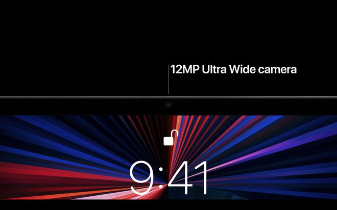 iPad Pro 2021 ra mắt: Màn hình Mini LED, chip M1, RAM 16GB, bộ nhớ trong 2TB, 5G, cổng Thunderbolt - Ảnh 8.