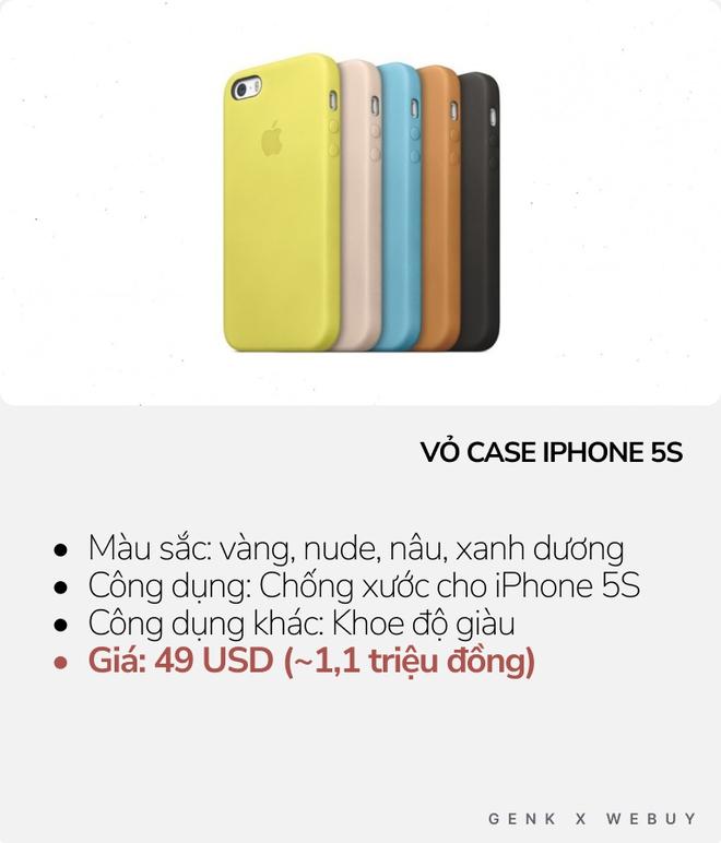 """""""Vũ trụ"""" Apple: hễ bán phụ kiện là kiểu gì cũng đắt, công dụng ít nhưng giá thì phải cao - Ảnh 7."""