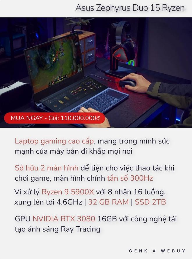 5 laptop giá bán lên tới 150 triệu, không có gì để chê dành cho những người không có gì ngoài điều kiện - Ảnh 4.