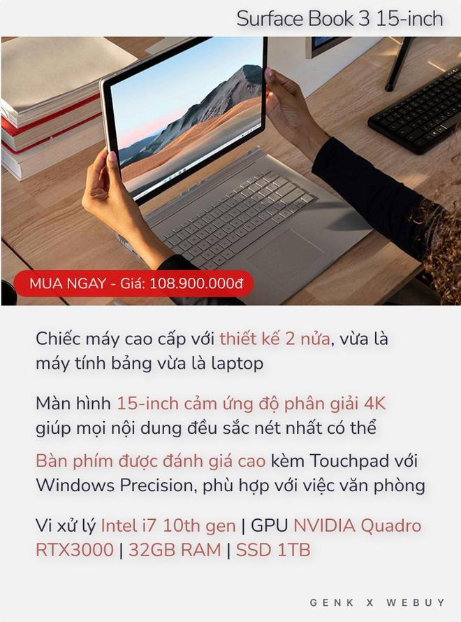 5 laptop giá bán lên tới 150 triệu, không có gì để chê dành cho những người không có gì ngoài điều kiện - Ảnh 3.