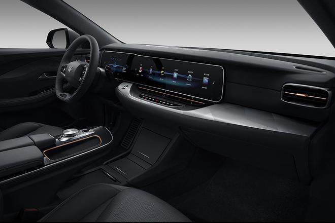 Huawei ra mắt ô tô điện đầu tiên: Chạy hệ điều hành HarmonyOS, nhiều công nghệ giống smartphone, giá bán từ 38.700 USD - Ảnh 4.