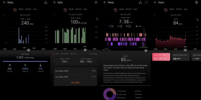 Đánh giá Huawei Band 6: từ thiết kế đến tính năng đã được nâng cấp đến thế nào để xứng với mức giá 1,5 triệu? - Ảnh 7.