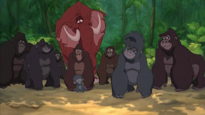 Giả thuyết cực thuyết phục cho thấy King Kong có mối liên hệ mật thiết với Tarzan - Ảnh 2.
