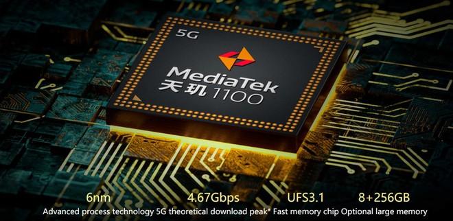 Realme Q3, Q3 Pro và Q3i ra mắt: Màn hình AMOLED 120Hz, camera 64MP, chip Dimensity 1100, giá từ 3.9 triệu đồng - Ảnh 5.