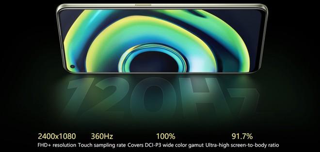 Realme Q3, Q3 Pro và Q3i ra mắt: Màn hình AMOLED 120Hz, camera 64MP, chip Dimensity 1100, giá từ 3.9 triệu đồng - Ảnh 2.
