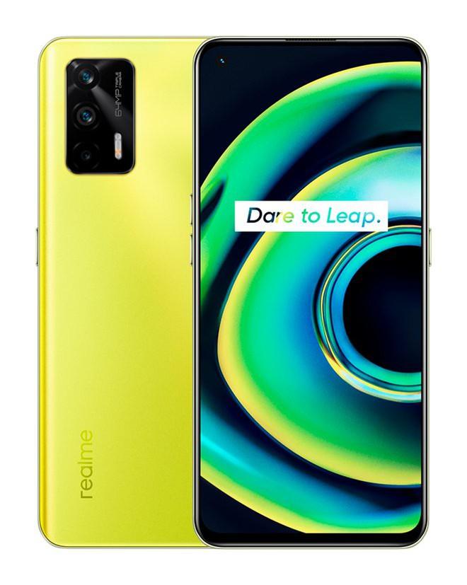 Realme Q3, Q3 Pro và Q3i ra mắt: Màn hình AMOLED 120Hz, camera 64MP, chip Dimensity 1100, giá từ 3.9 triệu đồng - Ảnh 3.