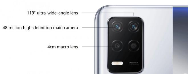 Realme Q3, Q3 Pro và Q3i ra mắt: Màn hình AMOLED 120Hz, camera 64MP, chip Dimensity 1100, giá từ 3.9 triệu đồng - Ảnh 7.