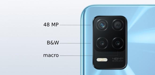 Realme Q3, Q3 Pro và Q3i ra mắt: Màn hình AMOLED 120Hz, camera 64MP, chip Dimensity 1100, giá từ 3.9 triệu đồng - Ảnh 10.