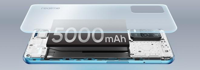 Realme Q3, Q3 Pro và Q3i ra mắt: Màn hình AMOLED 120Hz, camera 64MP, chip Dimensity 1100, giá từ 3.9 triệu đồng - Ảnh 11.