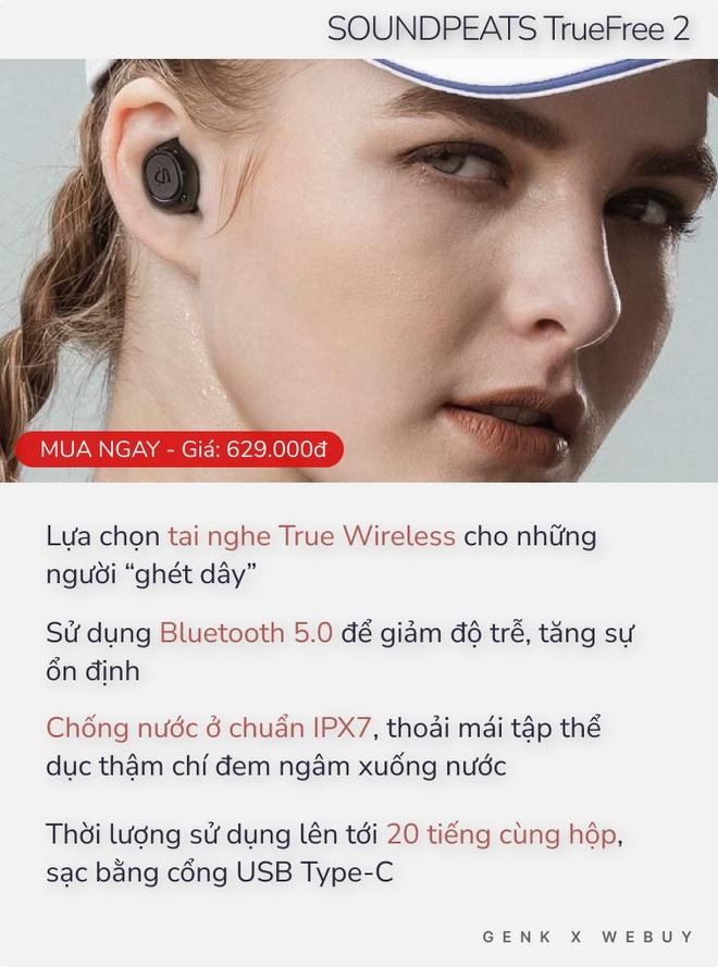Nhạc gì cũng nhảy với 5 lựa chọn tai nghe đáng mua dưới 1 triệu Đồng - Ảnh 4.