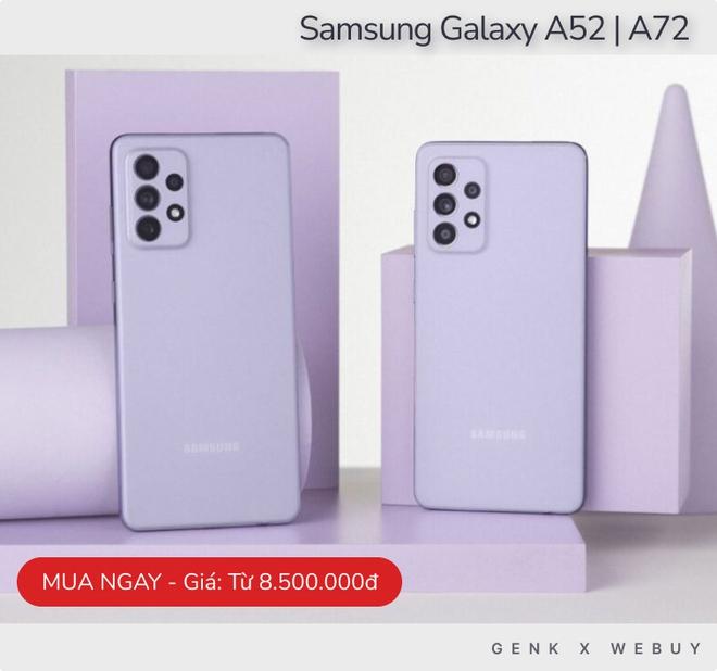 Lượn 1 vòng các shop điện thoại thấy kha khá smartphone màu tím mộng mơ đỡ phải chờ iPhone 12 vừa ra mắt - Ảnh 6.