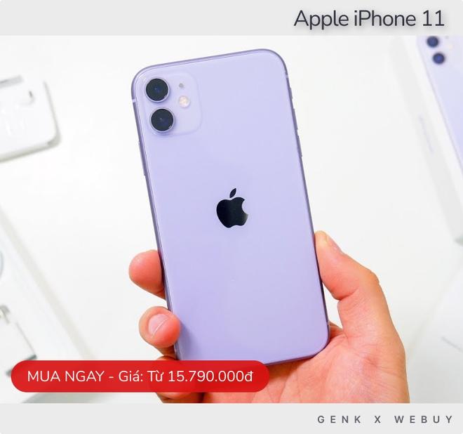 Lượn 1 vòng các shop điện thoại thấy kha khá smartphone màu tím mộng mơ đỡ phải chờ iPhone 12 vừa ra mắt - Ảnh 3.