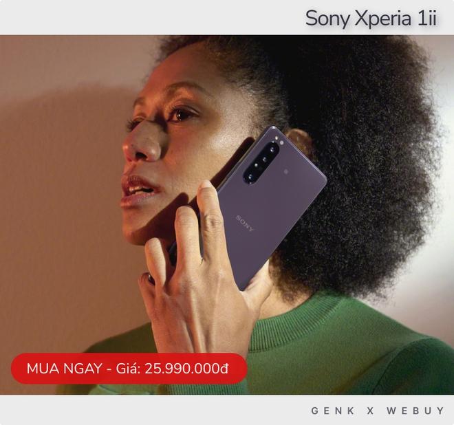 Lượn 1 vòng các shop điện thoại thấy kha khá smartphone màu tím mộng mơ đỡ phải chờ iPhone 12 vừa ra mắt - Ảnh 5.