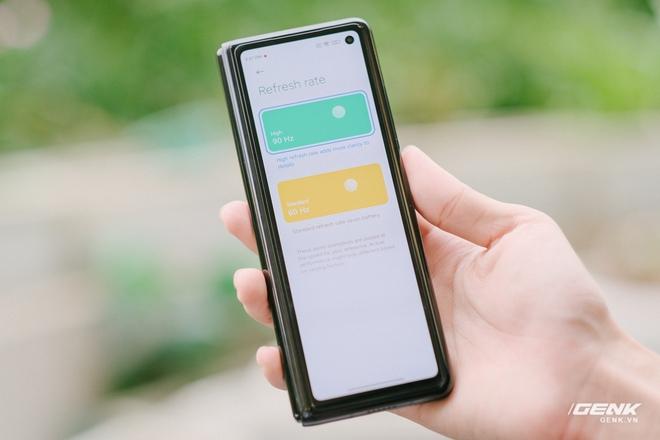 Trên tay Xiaomi Mi MIX Fold tại VN: Smartphone màn hình gập đầu tiên của Xiaomi có gì hấp dẫn? - Ảnh 9.