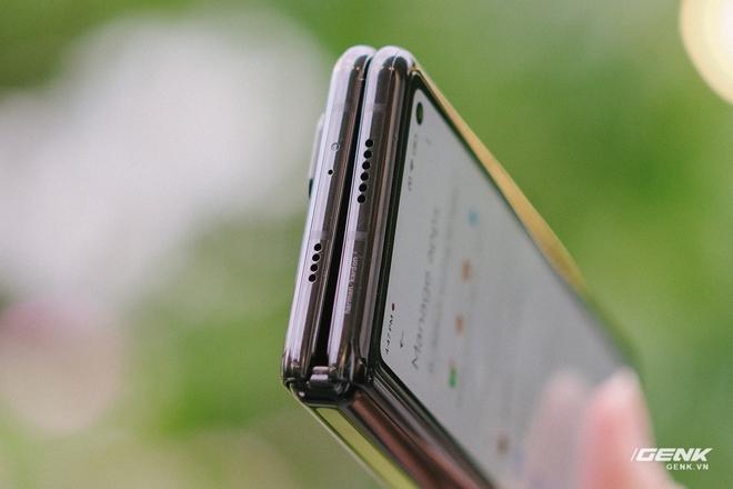 Trên tay Xiaomi Mi MIX Fold tại VN: Smartphone màn hình gập đầu tiên của Xiaomi có gì hấp dẫn? - Ảnh 17.