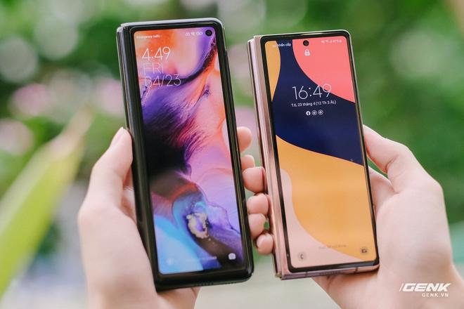 Trên tay Xiaomi Mi MIX Fold tại VN: Smartphone màn hình gập đầu tiên của Xiaomi có gì hấp dẫn? - Ảnh 14.
