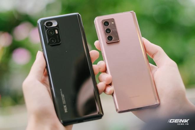 Trên tay Xiaomi Mi MIX Fold tại VN: Smartphone màn hình gập đầu tiên của Xiaomi có gì hấp dẫn? - Ảnh 15.