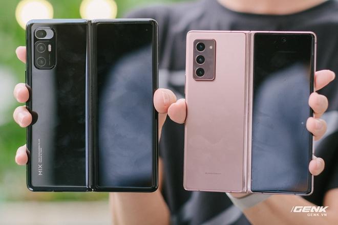 Trên tay Xiaomi Mi MIX Fold tại VN: Smartphone màn hình gập đầu tiên của Xiaomi có gì hấp dẫn? - Ảnh 16.