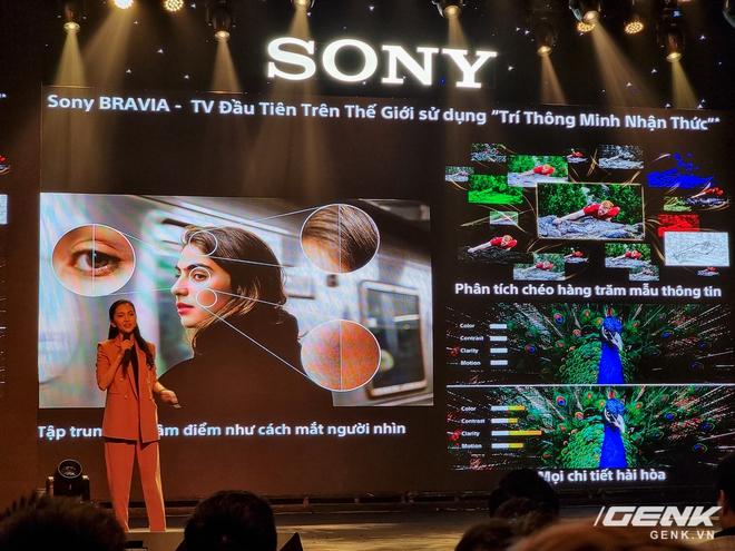Sony trình làng thế hệ TV BRAVIA XR được mệnh danh TV trí tuệ nhận thức đầu tiên trên thế giới - Ảnh 2.