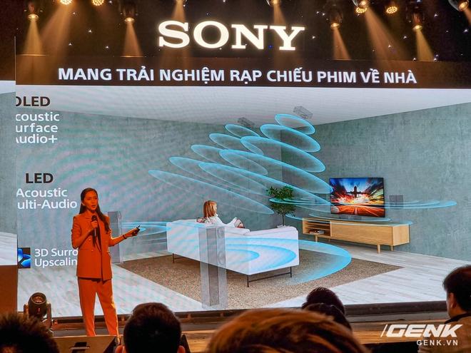 Sony trình làng thế hệ TV BRAVIA XR được mệnh danh TV trí tuệ nhận thức đầu tiên trên thế giới - Ảnh 4.